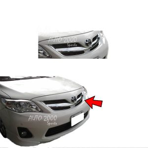 Toyota Corolla Front Grill Chrome 2012-2013