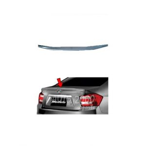 Honda City Trunk Spoiler Lip