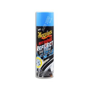 Meguiars Hotshine Reflects Tire Shine