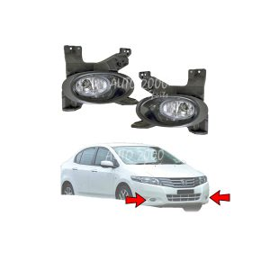 Honda City Fog Lamp 2008-2020