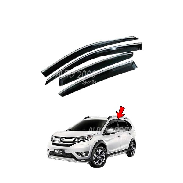 Honda BR-V Air Press Chrome Border 2017-2020