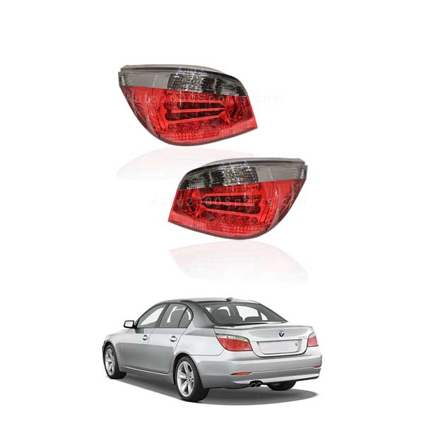 BMW 5 Series Rear Lamps LED Taiwan Made
