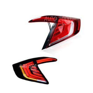 Honda Civic Rear Lamp Sequential V2 2016-2020