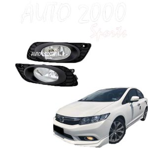 Honda Civic Fog Lamp 2012-2015