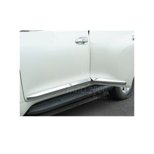 Toyota Land Cruiser Prado FJ150 Door Moulding Chrome 2017-2020