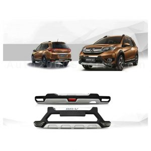 Honda BR-V Front and Rear Bumper Protectors 2017-2019