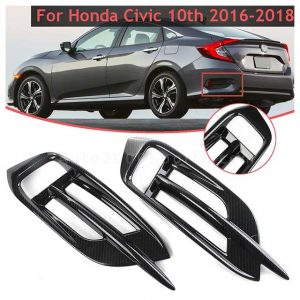 Buy Genuine Honda Civic Bumper Reflector Cover 2016-2021