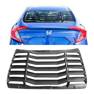 Honda Civic Rear Screen Louver 2016-2020