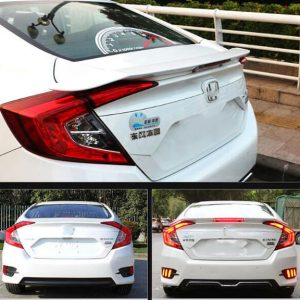 Honda Civic Trunk Spoiler Si Model 2016-2020