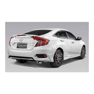 Honda Civic Trunk Spoiler with Light 2016-2020