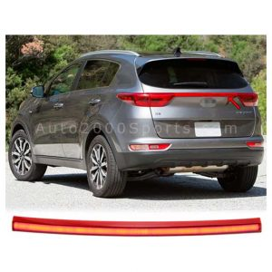 Kia Sportage Trunk Garnish Led 2019-2021