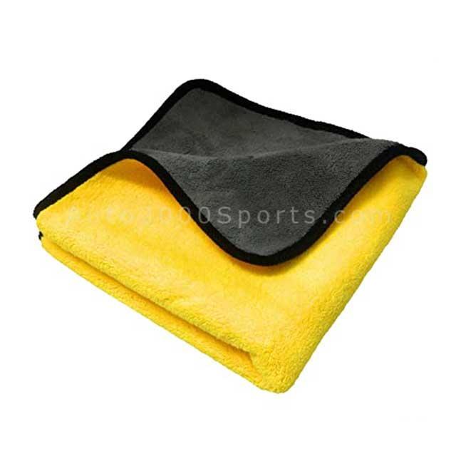 Micro Fiber Cloth Double Layer Heavy Quality Big