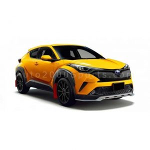 Toyota CHR Over Fenders Flairs Model 2017-2020