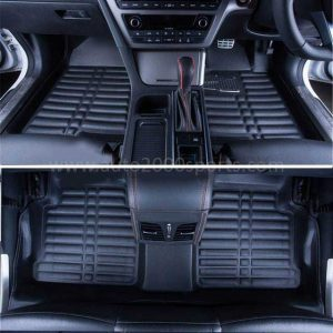 Toyota Corolla 5D Mats Injection Moulding Plastic 2014-2019