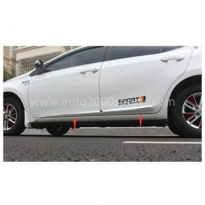 Toyota Corolla Door Moulding Chrome Model 2014-2019