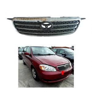 Toyota Corolla Front Grill 2002-2008