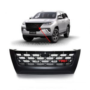 Toyota Fortuner Front Grill TRD Model 2017-2020