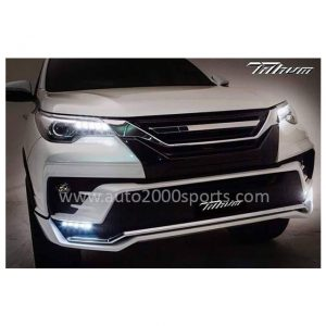 Toyota Fortuner Front Grill Tithum Thailand Made 2017-2020