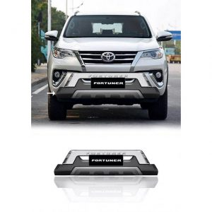 Toyota Fortuner Front and Back Bumper Protector 2017-2020