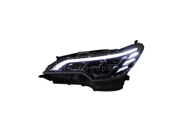 Toyota Fortuner Head Lamps Lexus Style 2017-2020