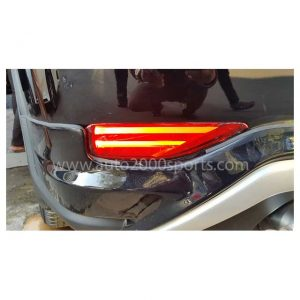 Toyota Fortuner Rear Bumper Reflector 2017-2020