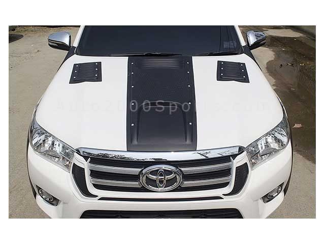 Toyota Hilux Revo Bonnet Scoop Long Model 2016-2020