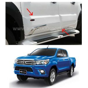 Toyota Hilux Revo Door Cladding AOS 2016-2021