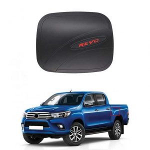 Toyota Hilux Revo Petrol Tank Cover Black Model 2016-2020