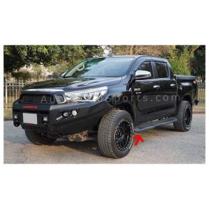Toyota Hilux Revo Side Step TRD 2016-2020