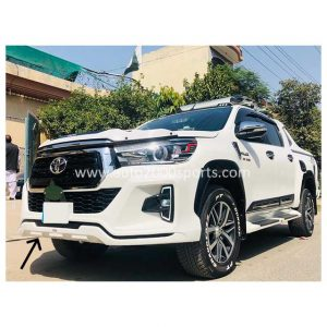 Toyota Hilux Revo to Rocco Complete Facelift Conversion with RBS extension Thailand Made 2016-2020