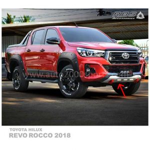 Toyota Hilux Rocco Front Bumper Protector Model 2018-2020