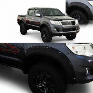 Toyota Hilux Vigo Champ Over Fenders Flairs Bolt Style 2012-2016