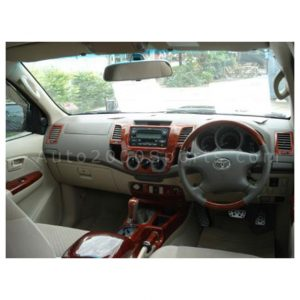 Toyota Hilux Vigo Interior Wooden Kit Model 2005-2011