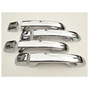 Toyota Land Cruiser Door Handle Covers Strips Chrome 2008-2020