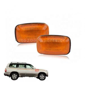Toyota Land Cruiser FJ100 Fender Indicators Light Yellow
