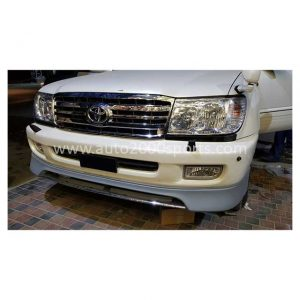 Toyota Land Cruiser FJ100 Front Grill Chrome 1998-2007