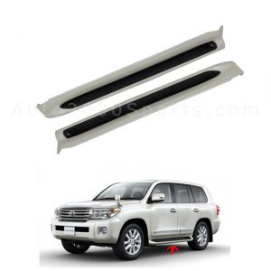 Toyota Land Cruiser FJ200 Side Steps with Light ZX 2016-2020