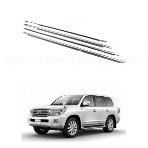 Toyota Land Cruiser FJ200 Weather Strips Chrome 2008-2020