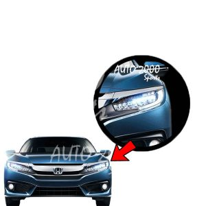 Honda Civic Head Lamp LED 2016-2020