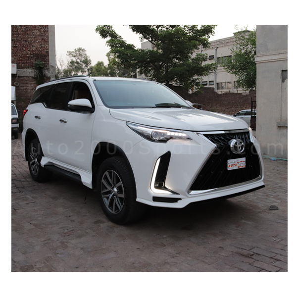 Toyota Fortuner Lexus V3 Body Kit 2017-2020
