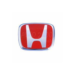 Civic Front Grill red logo