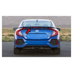 Buy Online Honda Civic Trunk Spoiler RS Turbo Made in Taiwan