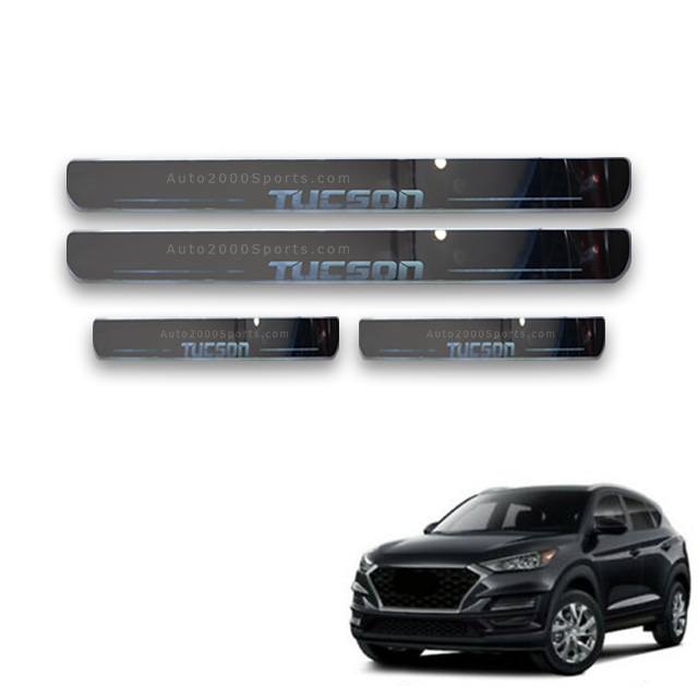 Hyundai Tucson 2020 Door Sill 3D Running LED
