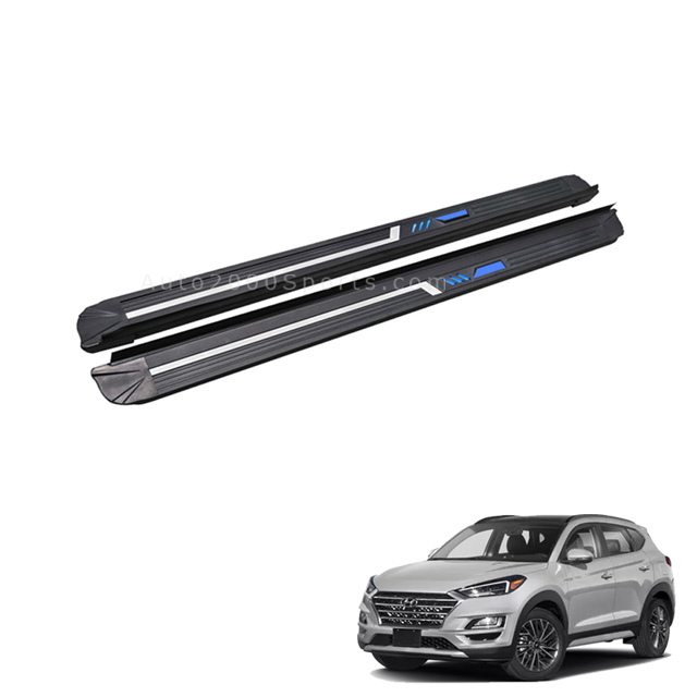 Hyundai Tucson 2020 Side Steps LED