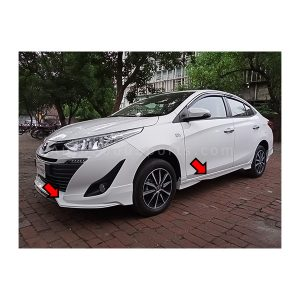 Toyota Yaris Body Kit ABS Plastic Taiwan 2020