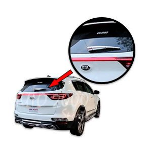 Kia Sportage Rear Screen Wiper Chrome