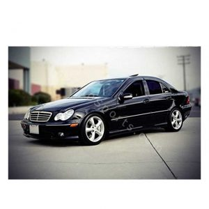 Mercedes-Benz E-Class W211 Air Press 2003-2008