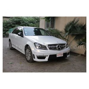 Mercedes-Benz C-Class W204 Front Grill 2007-2014
