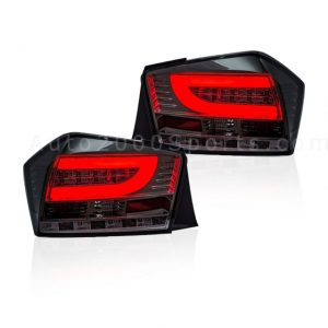 Honda City Backlights Rear Lamps Lava Smoked 2008-2020