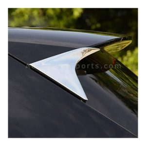 Honda Vezel Spoiler Chrome Trim